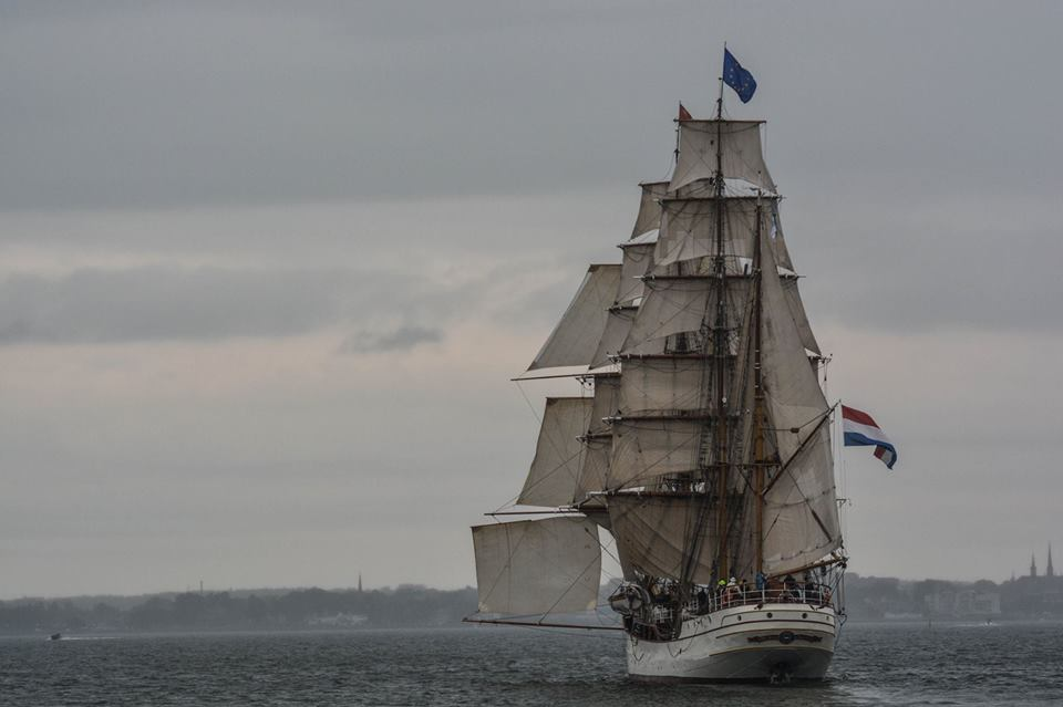 Maybe Sailing discount: 5% off tall ship sailing adventures