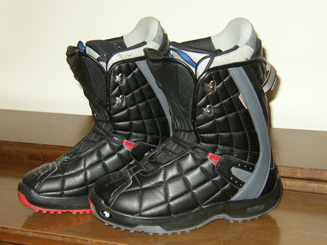 Review of Northwave Legend snowboard boots 2002/3