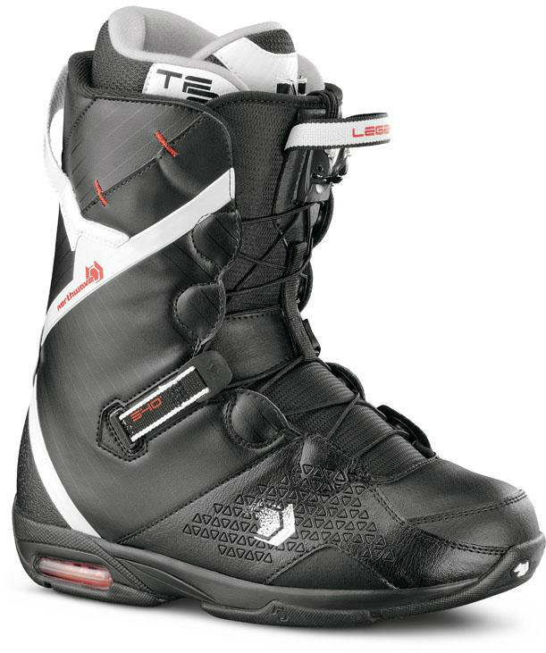 Review of Northwave Legend snowboard boots SL 2012