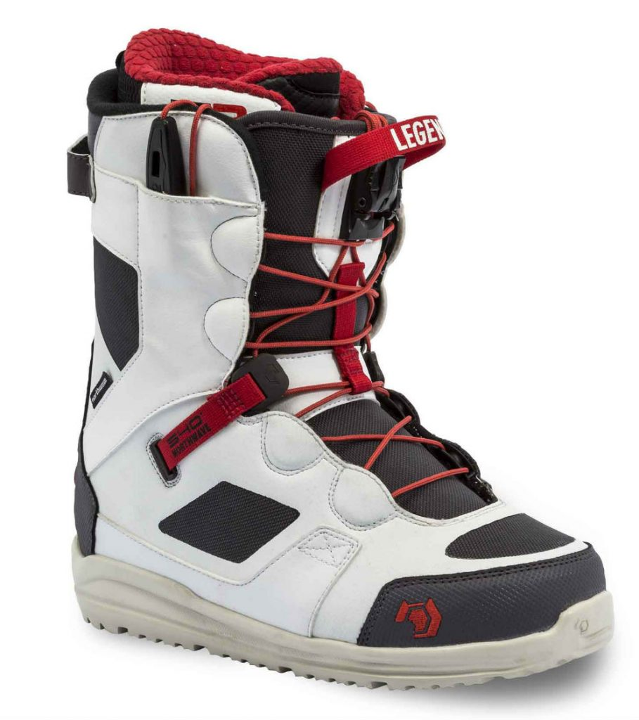 Review of Northwave Legend snowboard boots SL 2016