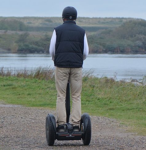 Segway vs hoverboard Battle of the self-balancing scooters Pixabay creative commons image
