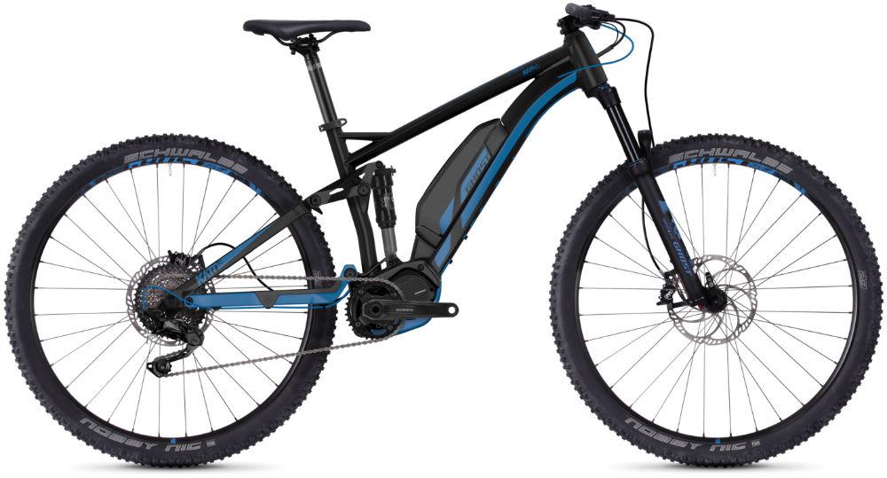 HYB KATO FS S3 electric mountain bike