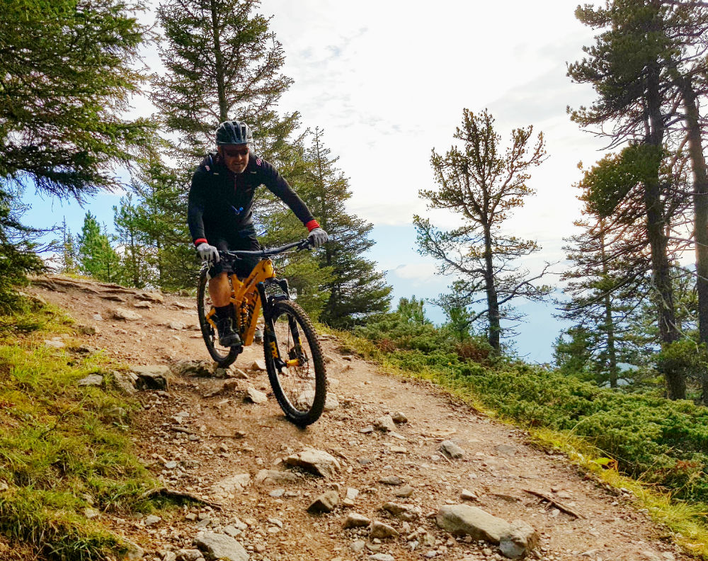 Review of Adler Dolomiti on Val Gardena MTB holiday in Ortisei