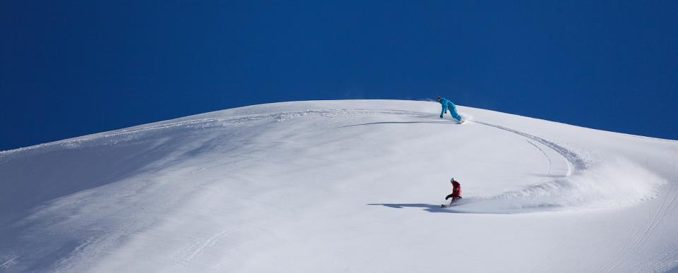 Review of Cauterets snowboarding holiday in the French Pyrenees Image from Cauterets facebook