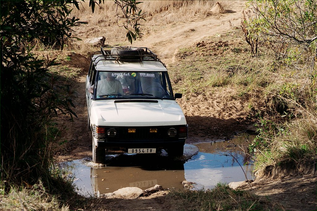 4x4 overlanding holidays in Madagascar Flickr CC image by madaportal