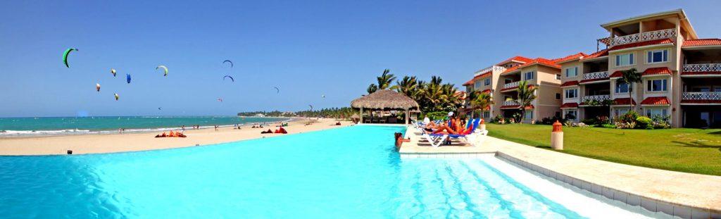 Kitesurfing in Cabarete Ocean Dream Beachfront accommodation