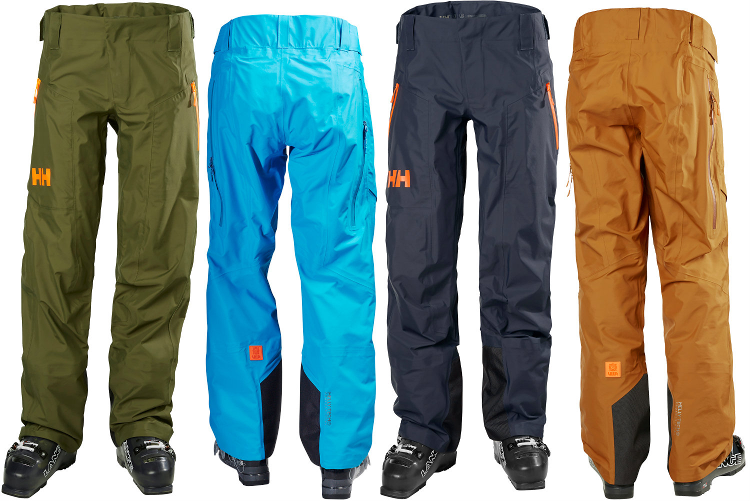 Helly Hansen Elevate Shell Pant review Freeride ski trousers