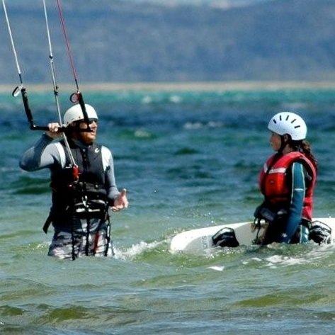 VolcanoKite discount 30 percent off kitesurfing course in Lanzarote