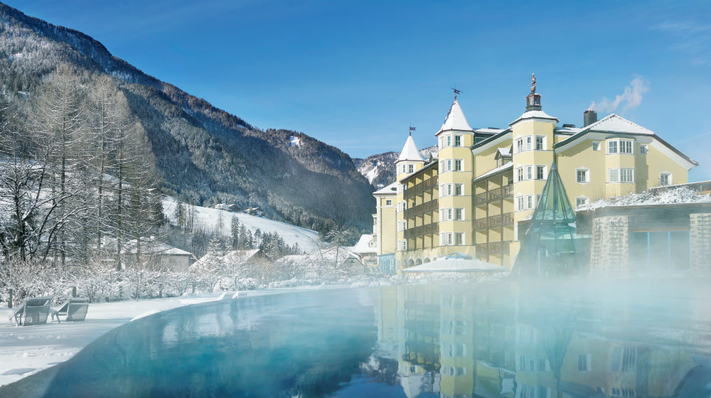 ADLER Dolomiti Hotel Luxurious European skiing 13 best luxury ski resorts in Europe