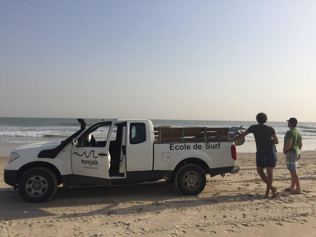 Review of Marejada surf camp: Cap Skirring surfing holiday in Senegal
