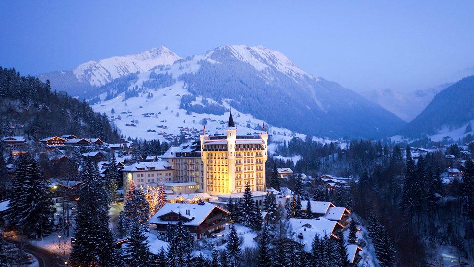 Gstaad Palace Hotel Luxurious European skiing 13 best luxury ski resorts in Europe