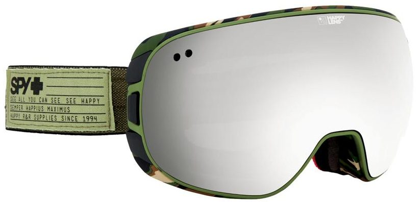 Review of Doom goggles by SPY Optics
