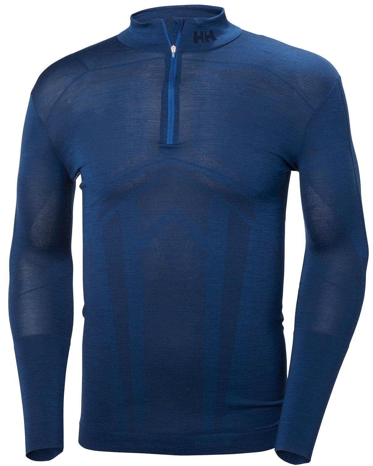 Review of Helly Hansen baselayers best ski thermals HH Lifa Merino Seamless half zip top