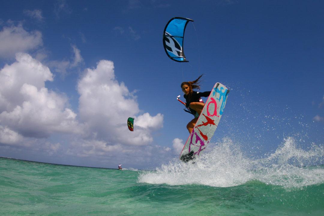 Sardegna kitesurfing holidays 9 best Sardinia kite spots Image courtesy of Kite Generation