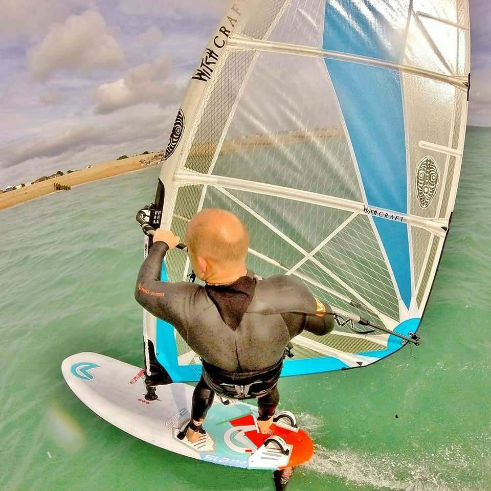What Is Windfoiling My Experience Of Windsurf Hydro Foiling