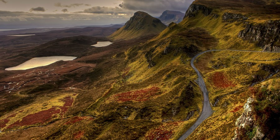Introduction to competitive downhill skateboarding: Caledonian in Scotland by Aaron Skippings