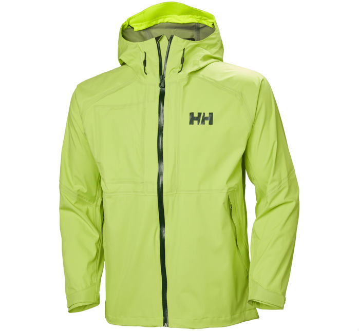 All weather waterproof jacket Helly Hansen Vanir Baldur review