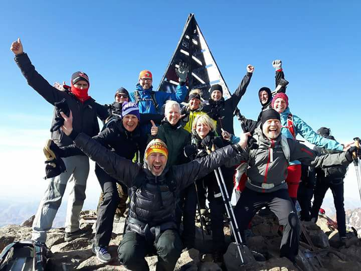 Climbing Toubkal discount: 2% off Atlas Mountains hiking trips