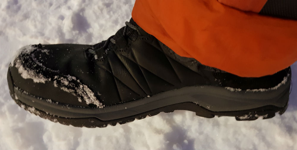 Review of Teva Arrowood Riva comfy mid-high hiking boots