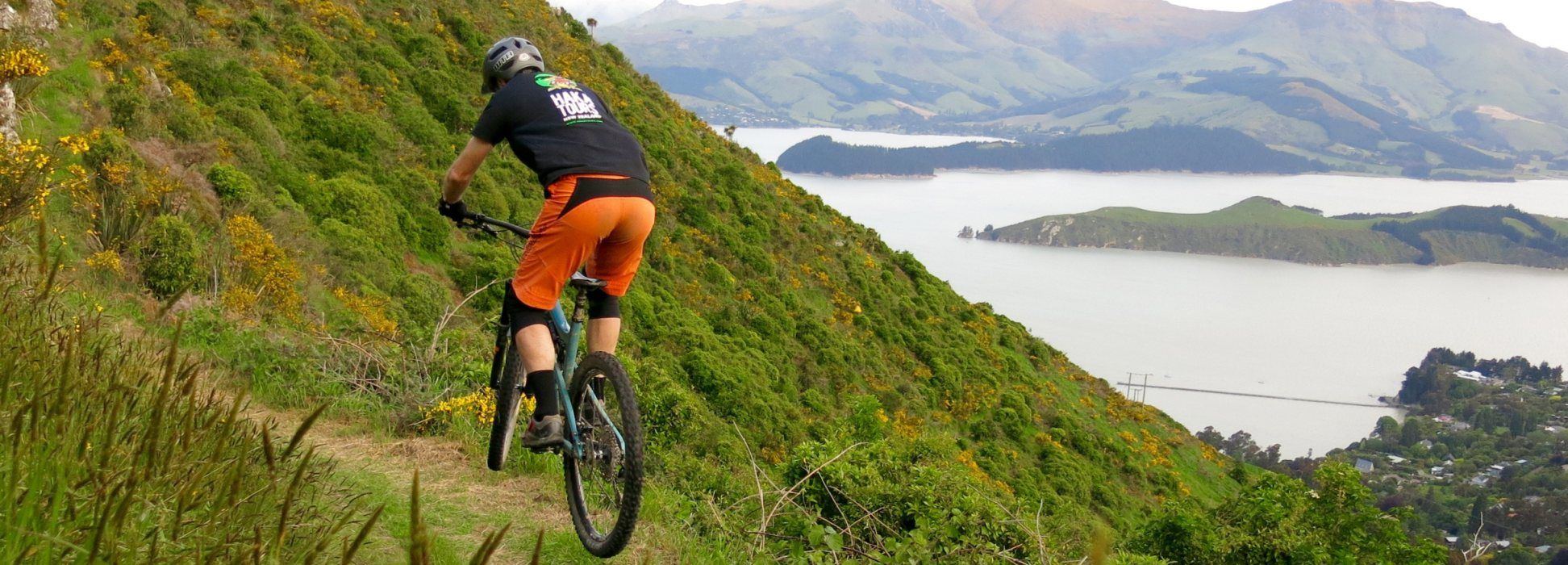 Haka MTB Tours discount: 5% off mountain biking in New Zealand
