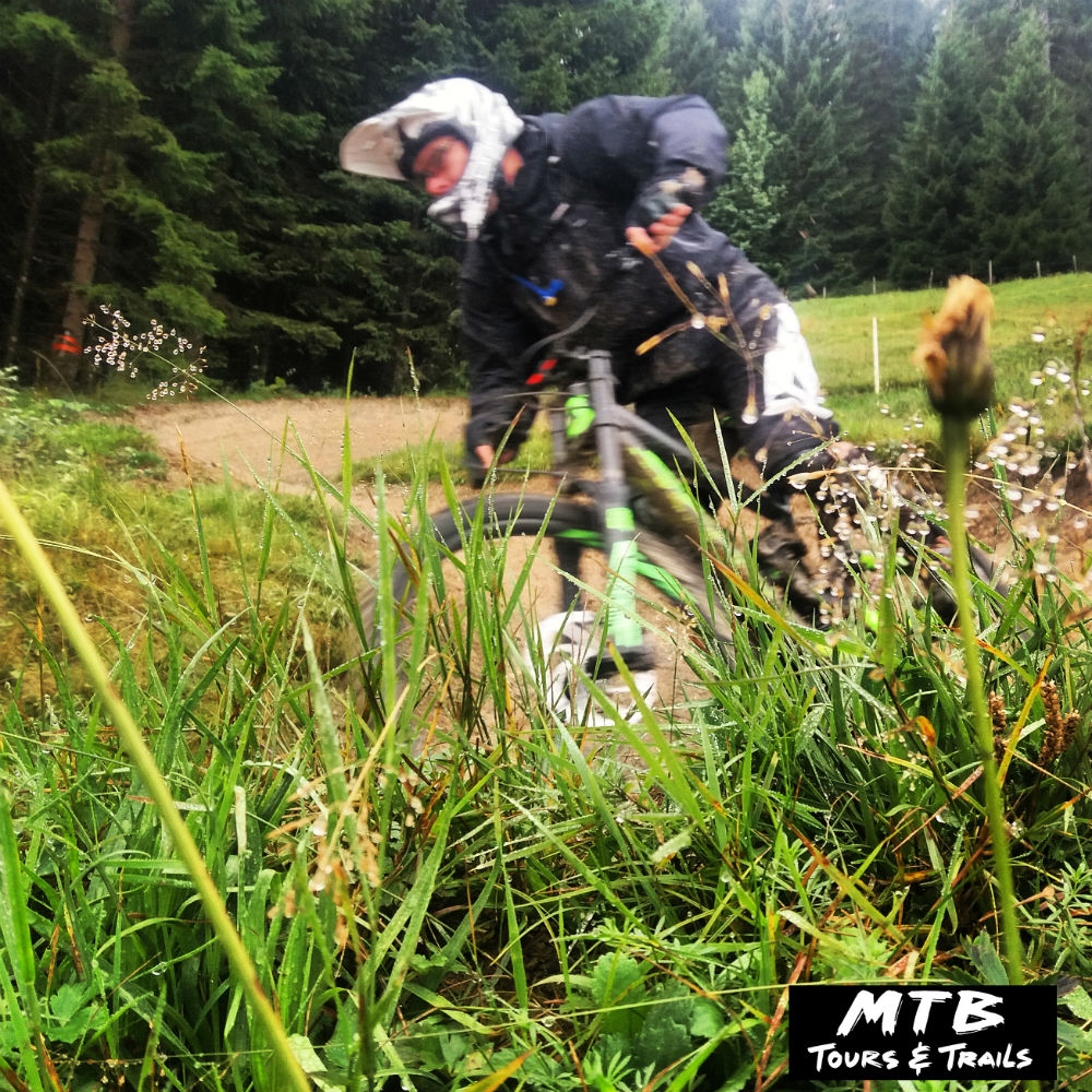 MTB Vorarlberg Review of Brandnertal Bikepark in Austria Photo by Irian of MTR Tours and Trails