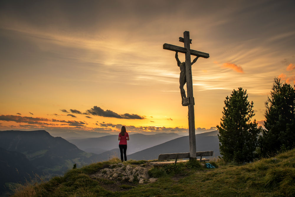Ortisei active holidays Night hiking in the Dolomites