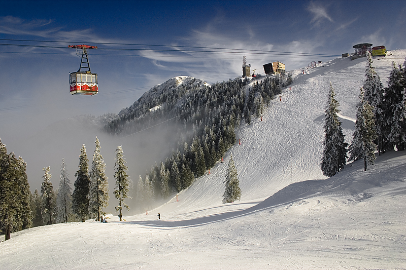 Poiana Brasnov - best cheap ski resorts in Europe - FlickrCC image by clofu'