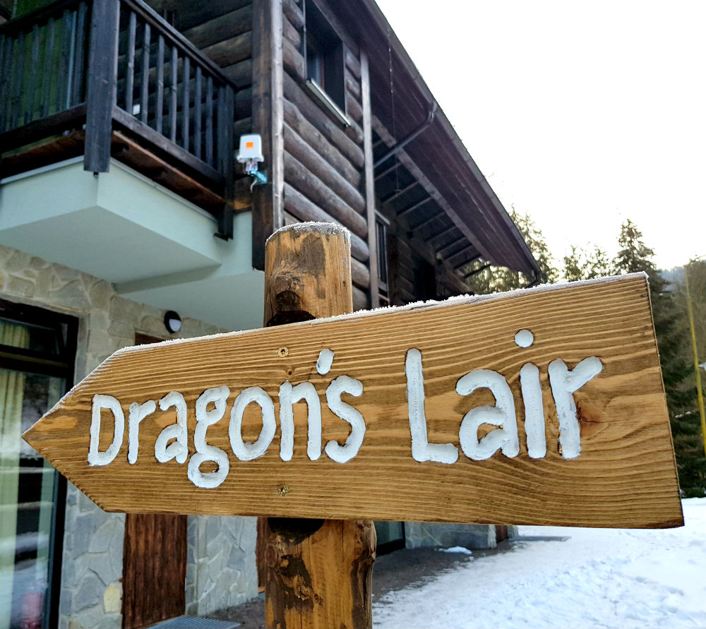 Review of Jasna Adventures Dragons Lair ski holiday in Slovakia