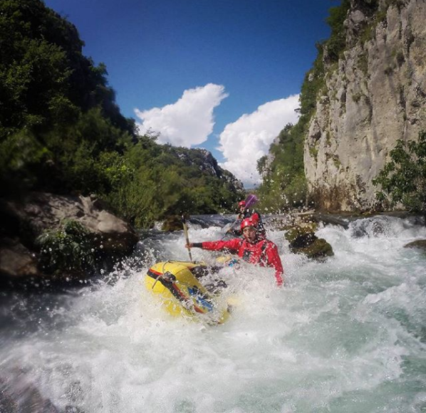Active365 discount: 8% off Cetina River rafting in Croatia