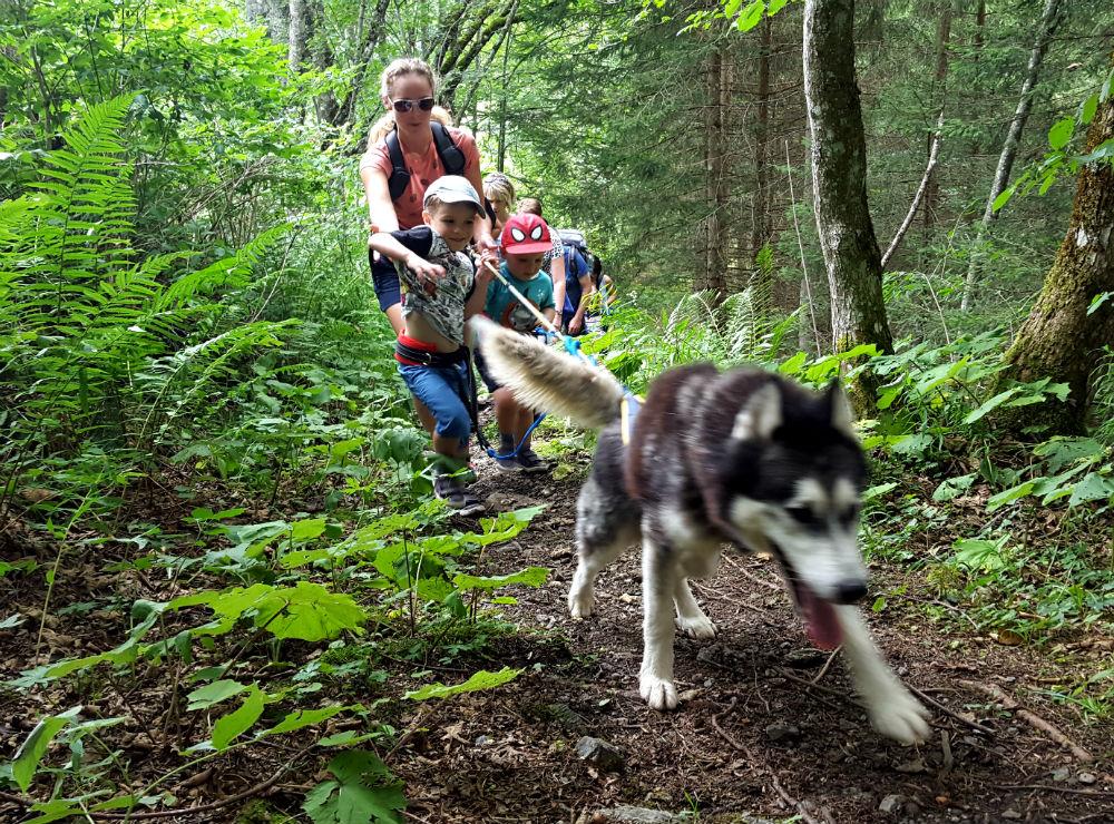 Review of Brandnertal multi activity family holiday in Vorarlberg - Huski Toni