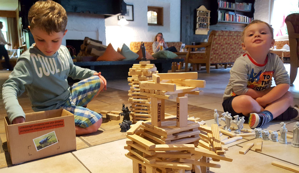 Review of Brandnertal multi activity family holiday in Vorarlberg at Sport Hotel Beck