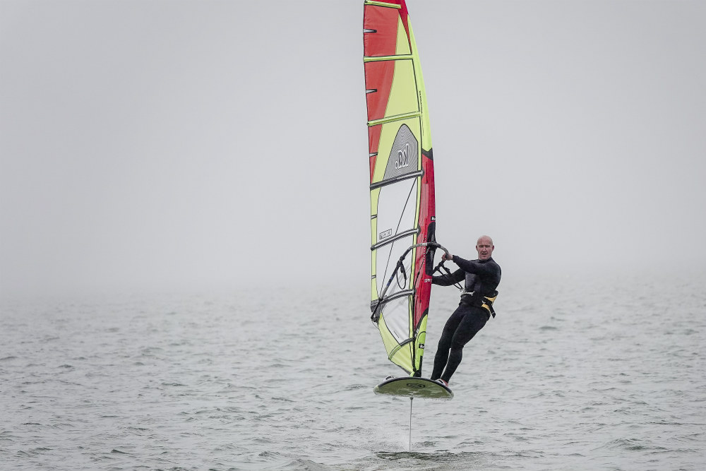 Windfoiling experiences 2 Zeeko Alloy Windfoil review by Tez Plavenieks