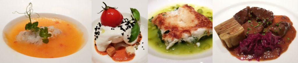 review of Adler Dolomiti food on Val Gardena MTB holiday in Ortisei