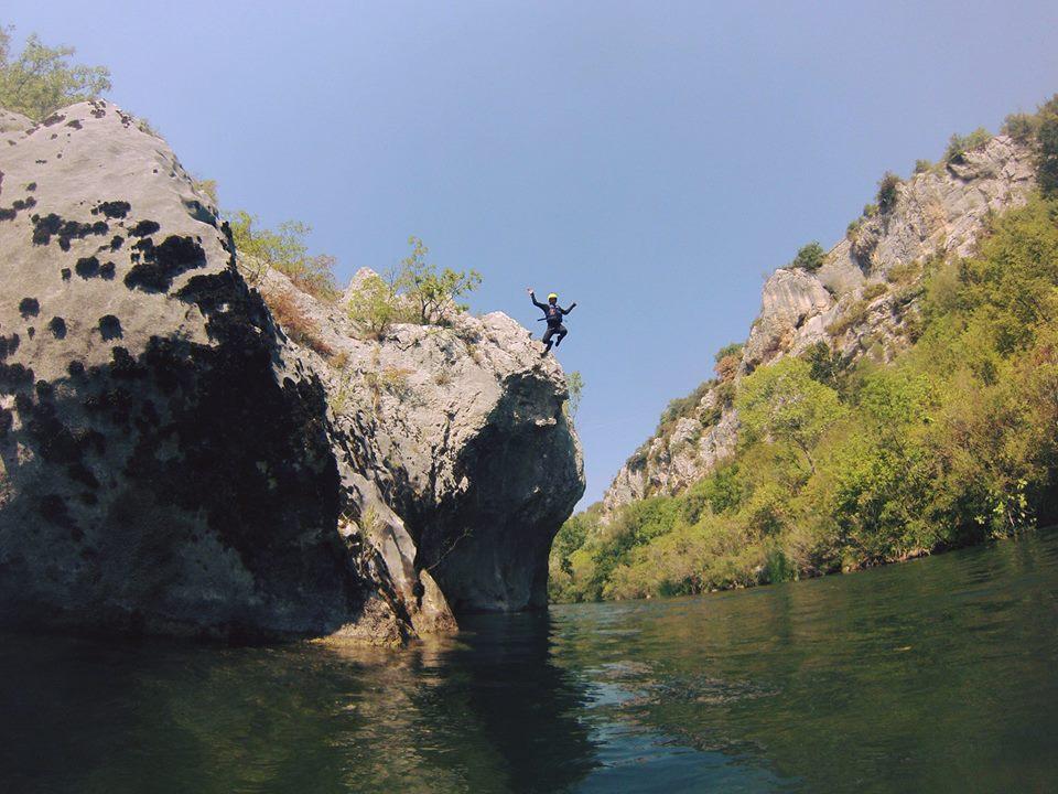 Active365 discount: 8% off Croatian multi activity tour on Cetina River