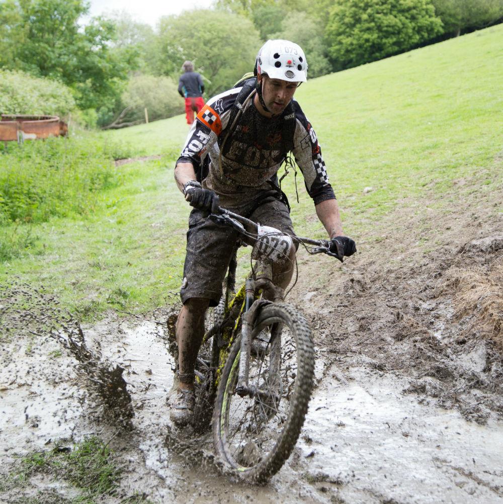 Bewl Water off road triathlon in England Introducing supbikerun MTB in Llandegfedd