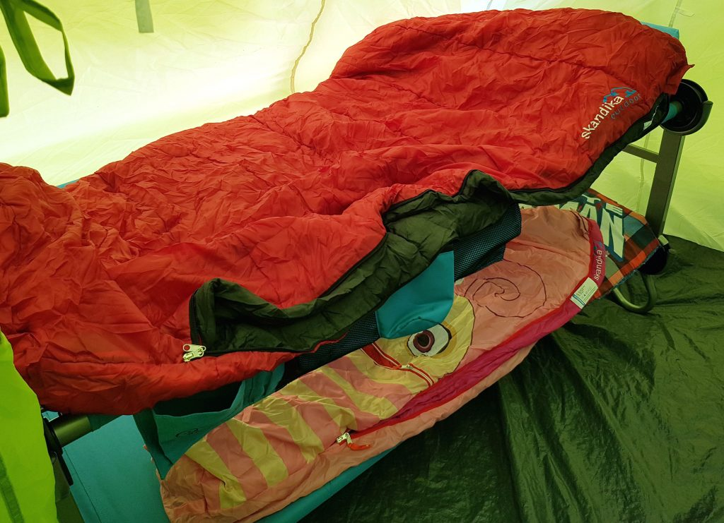 Review of Skandika sleeping bags for all the family 4