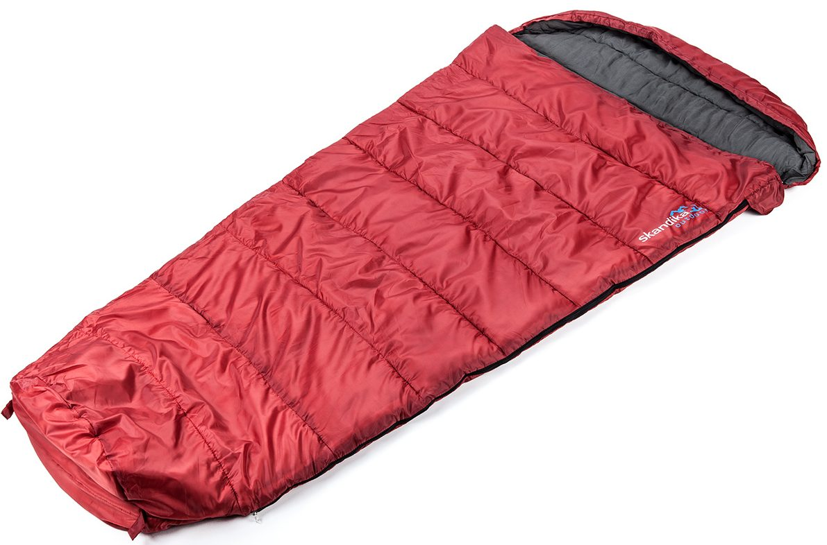 Review of Skandika sleeping bags for all the family Vegas