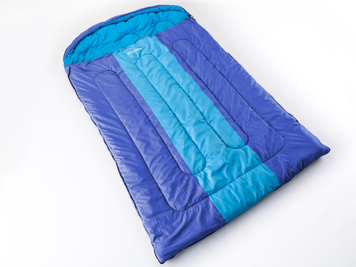 Review of Skandika sleeping bags for all the family orkney