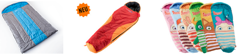 Review of Skandika sleeping bags for all the family