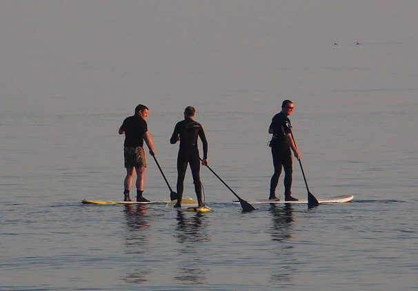 Where to stand up paddleboard in England 6 best English SUP spots Flickr CC image by sam_brighton