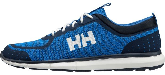 Review of HydroPower Shoreline F1 trainers by Helly Hansen