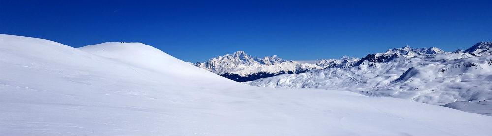 Les Menuires snowboarding review
