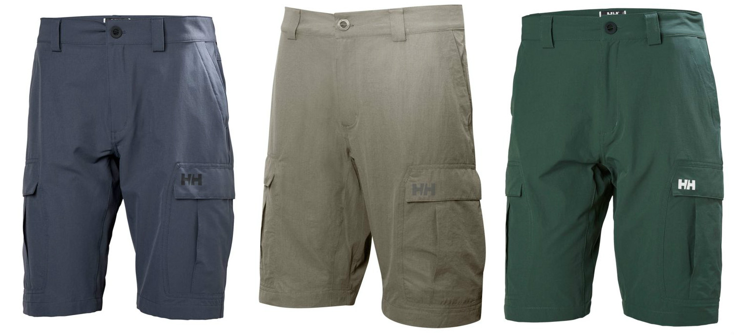 Review of 11 inch Cargo Shorts by Helly Hansen