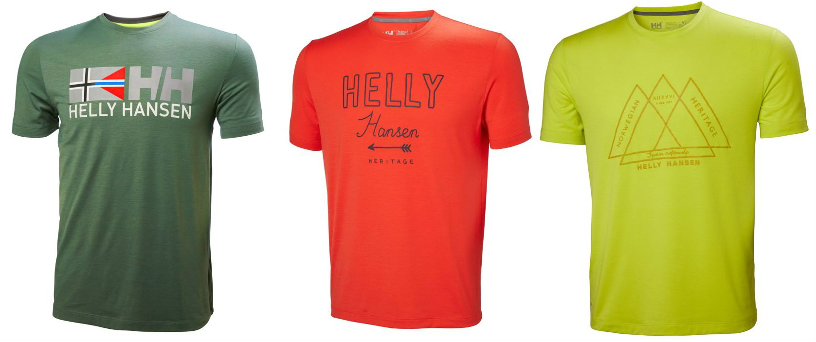 Review of Rune and Skog T-shirt by Helly Hansen