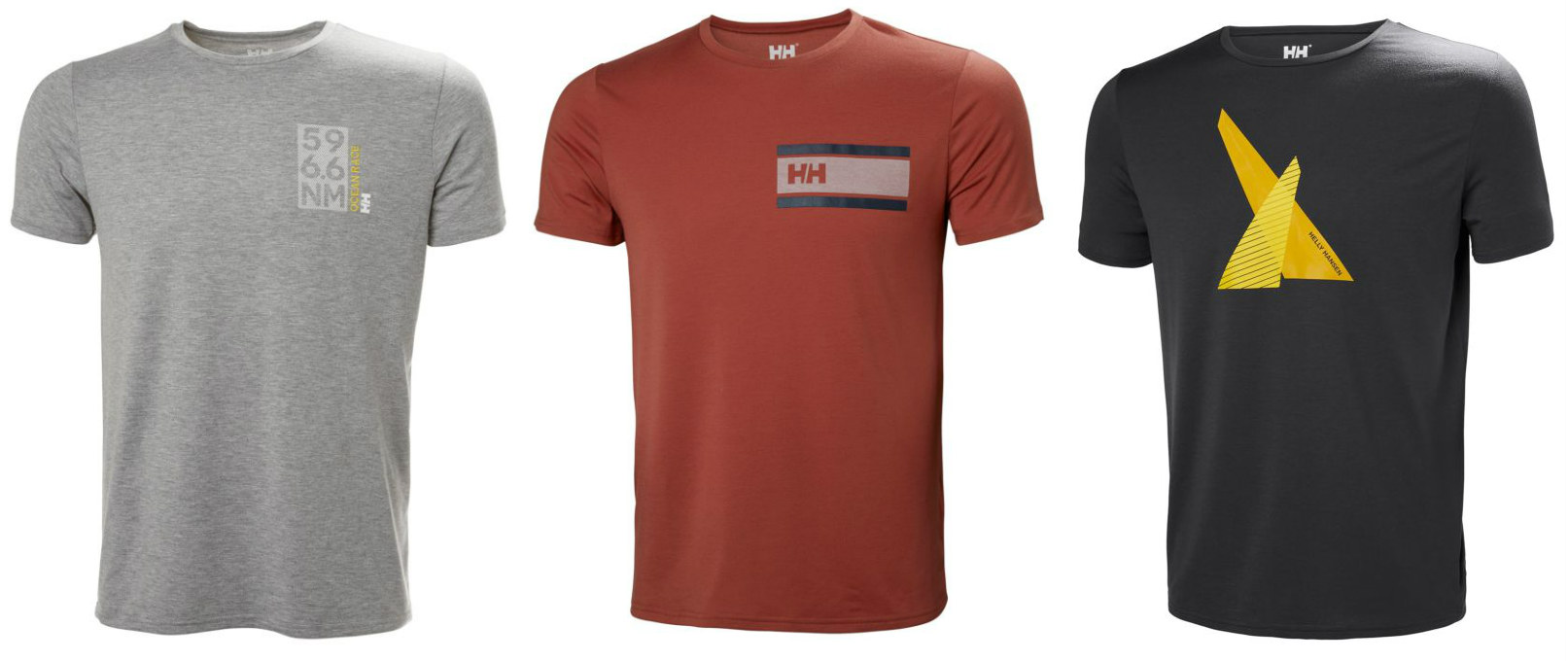 Review of shore T-shirt by Helly Hansen