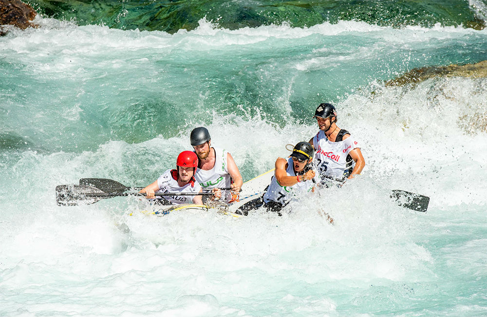 Want a career in extreme sports 5 tips to get you started rafting