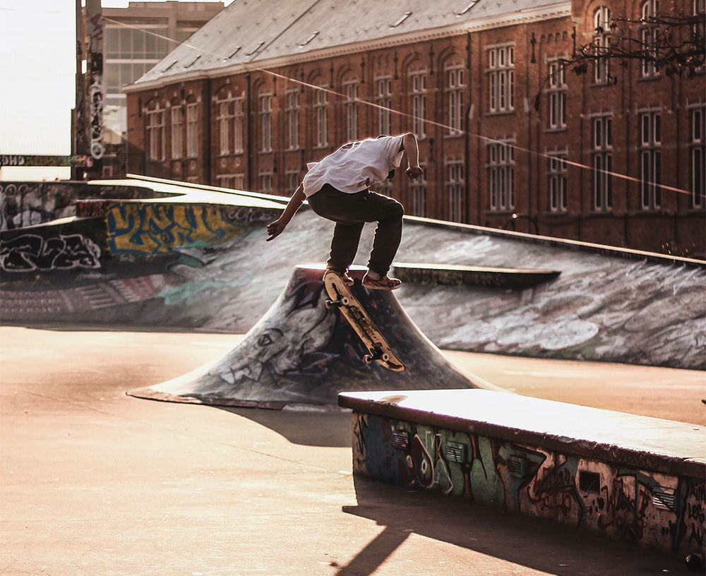 Want a career in extreme sports 5 tips to get you started skateboarding