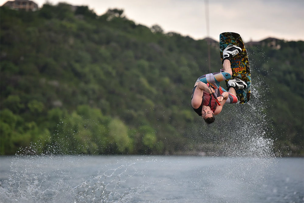 Want a career in extreme sports 5 tips to get you started wakeboarding