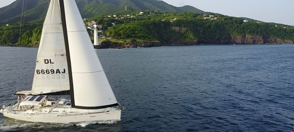 Want to sail in the Caribbean Here's how Image courtesy of Sailing Virgins