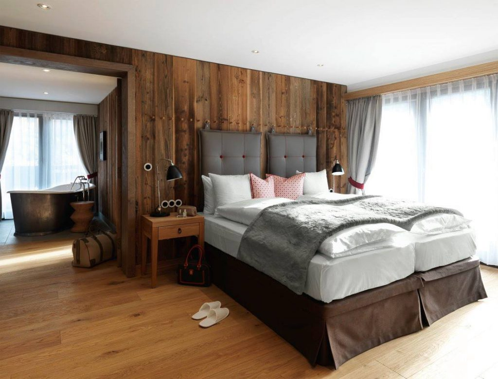 Review of Lowen Hotel in Schruns: Montafon ski holiday in Austria